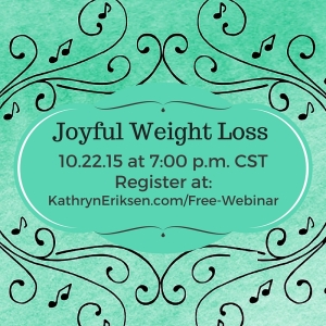 Joyful Weight Loss Graphic KEE