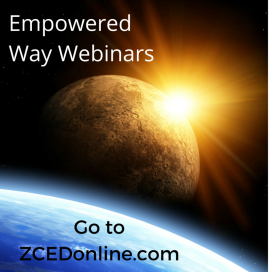 Empowered Way Webinars