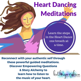 Heart Dancing Meditations