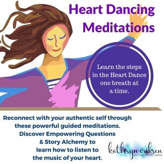 Heart Dancing Meditations