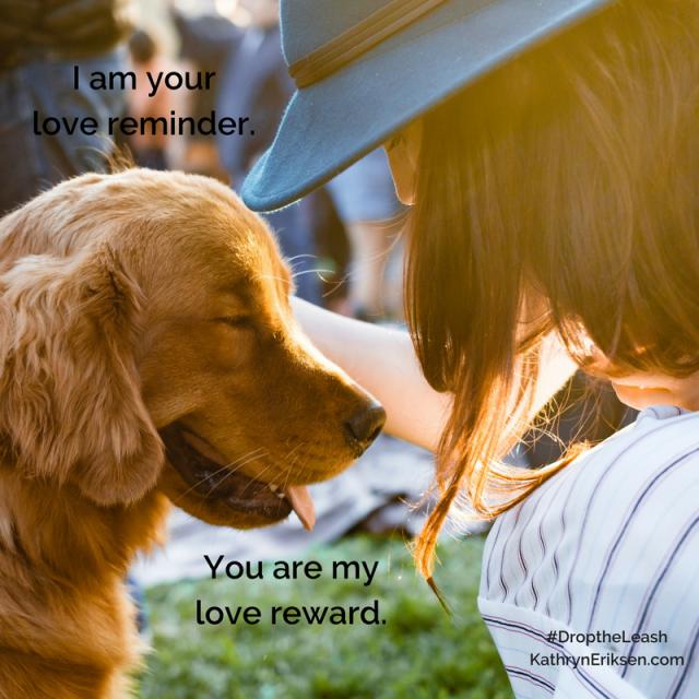 I am your love reminder.