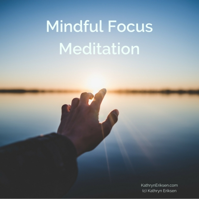Mindful FocusMeditation
