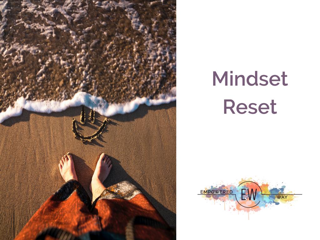 Mindset Reset Title Slide